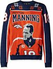 KLEW NFL Men's Denver Broncos Peyton Manning #18 Ugly Sweater $29.99 USD on eBay