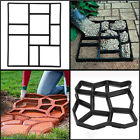 Garden Pavement Paving Stepping Stone Mould Paver Maker Concrete Paving Mould image