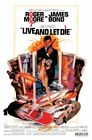 Live and Let Die Bond Movie Poster Iron On Heat Tee T-Shirt Transfer $2.73 USD on eBay