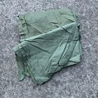 UK BRITISH ARMY SURPLUS ISSUED G1 GREEN COTTON SWEAT RAG,BANDANA NECKERCHIEF