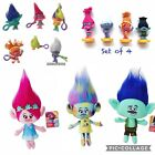 Dreamworks Trolls Character Plush Poppy Branch Action Figure Doll Toys Favors image