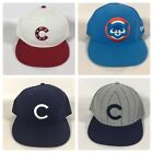Pick One-Chicago Cubs New Era 59 Fifty MLB On Field Cap Fitted 7 5/8 Cap Pick  1 on Ebay