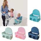 Foldable Baby Shopping Cart Cushion Toddler Kids Trolley Chair Seat Mat