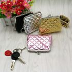 Female Pouch Bag Card Money Clutch Bag Leather Wallet Women's Small Coin Purse
