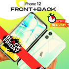 For Apple iPhone 11 XI Pro Max Front+Back Hydro Gel Screen Protector Cover Guard