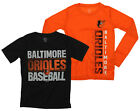 MLB Youth Baltimore Orioles Fan Two Piece Performance T-Shirt Combo Set on Ebay
