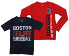 MLB Youth Boston Red Sox Fan Two Piece Performance T-Shirt Combo Set on Ebay