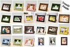 Picture Photo Frame Various Wood Effect Frames Various Color + Tracking Number