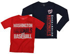MLB Youth Washington Nationals Fan Two Piece Performance T-Shirt Combo Set on Ebay