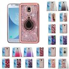 Samsung Galaxy Sol 3 Glitter Hybrid TPU Gradient Hard Cute Case Cover