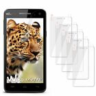 HD Display Protector for Wiko Rainbow Screen Crystal Clear Film