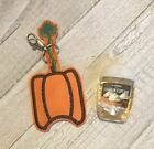 Pumpkin Hand Sanitizer Holder
