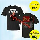 Bob Dylan Shirt Tour Dates 2019 T-Shirt Men's Black Size S-3XL image
