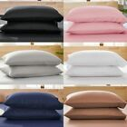 1/2 Pcs Body Pillow Case Soft Microfiber Long Bedding Long Body Pillow Covers image