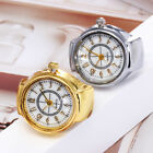 Dial Quartz Analog Watch Creative Steel Cool Elastic Quartz Finger Ring Watch 3 image