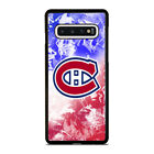 MONTREAL CANADIENS ART LOGO Samsung S6 S7 S8 S9 S10 5G S10e Edge Plus Case $15.9 USD on eBay