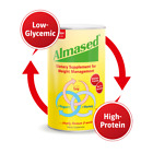 Almased Meal Replacement Shake -(17.6 oz) -Weight Loss Formula - All Natural