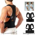 Men Women Back Posture Correction Shoulder Corrector Support Brace Belt Therapy