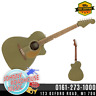 More images of Fender Newporter Player Electro Acoustic, Olive Satin