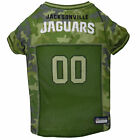 Pets First Jacksonville Jaguars Camo Jersey $27.99 USD on eBay