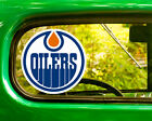 2 EDMONTON OILERS HOCKEY STICKER Decal Bogo For Car Bumper Free Shipping window $3.95 USD on eBay