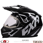New 2020 FXR OCTANE X DEVIANT Snowmobile HELMET Black/White MD LG XL 2XL