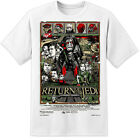 STAR WARS RARE - RETURN OF THE JEDI ARTWORK MOVIE POSTER T SHIRT ROGUE ONE image
