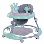 New Baby Walker First Steps Push Along Activity Boys Girls Ride On Car Kids Gift