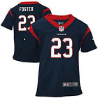 Nike NFL Toddlers Houston Texans ARIAN FOSTER # 23 Game Jersey, Navy $14.95 USD on eBay