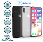 Apple iPhone X 64GB 256GB UNLOCKED Space Grey Silver 12 Month Warranty Next Day
