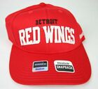 Detroit Red Wings NHL Women's Sequenced Structured Adjustable Snapback Red Hat $19.99 USD on eBay