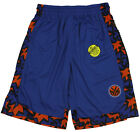 Zipway NBA Basketball Men's New York Knicks Darius Shorts - Blue on eBay