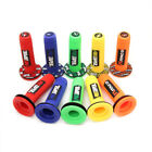 """Motorcycle ATV Scooter Dirt Pit Bike 7/8"""" 22MM Hand Grips Rubber Handlebar image"""