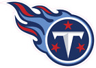 Tennessee Titans Football Color Logo Sports Decal Sticker - Free Shipping $7.00 USD on eBay