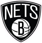 Brooklyn Nets Basketball Color Logo Sports Decal Sticker - Free Shipping on eBay