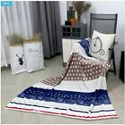 """Funny Target Throw Lap Blankets 43.3x31.5/"""" Free Shipping Free Gift"""