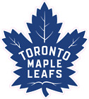 Toronto Maple Leafs NHL Color Logo Sports Decal Sticker - Free Shipping $7.0 USD on eBay