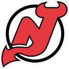 New Jersey Devils NHL Hockey Color Logo Sports Decal Sticker - Free Shipping $1.97 CAD on eBay