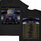 Limited Edition TOOL FEAR INOCULUM Album TOUR Dates 2019 T Shirt 100% Cotton image