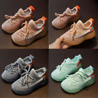 Baby Kids Boys Girls Classic Sport Shoes Sneakers Athletic Outdoor Running Shoes