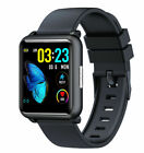 Sports Health Smart Watch ECG PPG Heart Rate Blood Pressure Fitness Tracker Gift