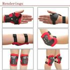 Safety Elbow Knee Wrist Protective Guard Gear Pads Skate Bicycle Kids Sports Jia image