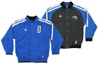 adidas Orlando Magic NBA Boys Youth On Court Reversible Jacket, Blue-Black on eBay