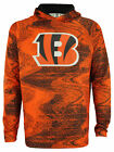 Zubaz NFL Cincinnati Bengals Men's Static Body Lightweight French Terry Hoodie $44.95 USD on eBay