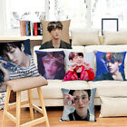 BTS Avatar Popular Home Decoration Pillowcase Parlor Pillow Cover Waist Cushions image