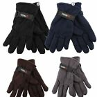 Fleece Men's Gloves Winter Gloves, Choice of colors, New, Free Ship