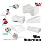 Multifuction Memory Foam Wedge Pillow Leg Elevation Back Lumbar Support Cushion image