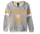 Outerstuff NFL Youth Girls Miami Dolphins My City Boatneck Sweatshirt $14.99 USD on eBay