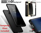 shockproof 360 full body hybrid cover case for samsung galaxy s7 s8 s9 10