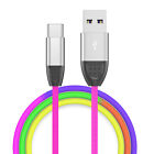 1m 3A Type C Data Sync USB Fast Charge Cable For Samsung Galaxy S8 S9 S10 Note10
